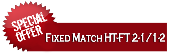 Fixed Matches HALF TIME FULL TIME OFFER